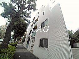 クラウンズコート羽沢[2階]の外観