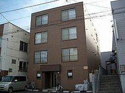プレミエール東札幌[401号室]の外観