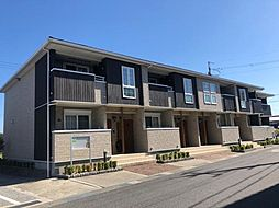 近江鉄道近江本線 愛知川駅 徒歩21分の賃貸アパート