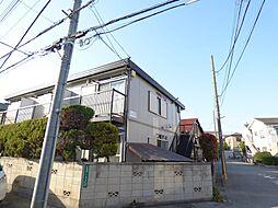 コーポスガ[2階]の外観