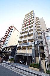 クレアートアドバンス大阪城南[2階]の外観