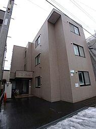 メゾニティー南円山[203号室]の外観