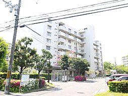 江坂住宅 3号棟[7階]の外観