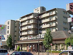 京都府宇治市宇治宇文字の賃貸マンションの外観