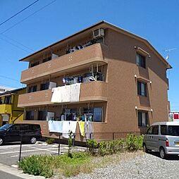 静岡県浜松市西区志都呂の賃貸マンションの外観