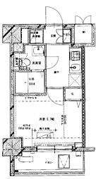 (仮称)川崎藤崎3丁目マンション[303号室]の間取り