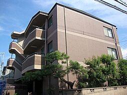 大阪府大阪市住吉区山之内元町の賃貸マンションの外観