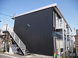 リゾートハイツ・久保田[202号室]の外観