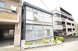 愛知県名古屋市千種区菊坂町3丁目の賃貸アパートの外観
