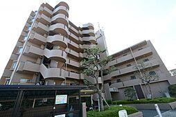 兵庫県西宮市中屋町の賃貸マンションの外観