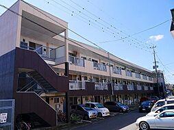 渋谷コーポ[206号室]の外観
