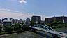 バルコニーより東側眺望,4LDK,面積99.7m2,価格3,480万円,熊本市電A系統 水道町駅 徒歩4分,,熊本県熊本市中央区中央街