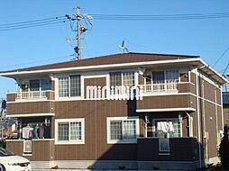 サンフラワーB棟[1階]の外観