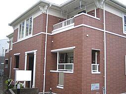 大阪府泉南郡熊取町大久保東2丁目の賃貸アパートの外観