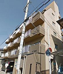 大阪府大阪市平野区平野本町3丁目の賃貸マンションの外観