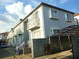 兵庫県西宮市大森町の賃貸アパートの外観