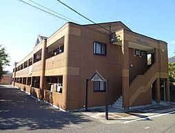 レインボーサンリッチ[2階]の外観