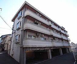 京都府宇治市木幡南山畑の賃貸マンションの外観