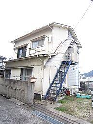 広島県呉市八幡町の賃貸アパートの外観