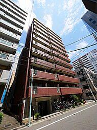東京都中央区日本橋人形町3丁目の賃貸マンションの外観