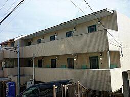 神奈川県横浜市鶴見区東寺尾4の賃貸マンションの外観