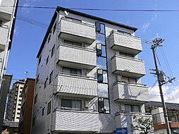 シャルマン新喜多[4階]の外観