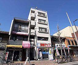 京都府京都市上京区御所八幡町の賃貸マンションの外観