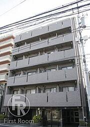 東京都大田区千鳥3丁目の賃貸マンションの外観