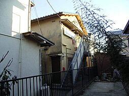 コーポ大岡山[202号室]の外観