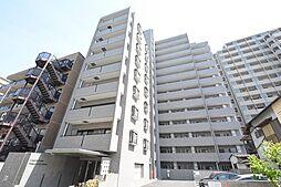 埼玉県川越市新富町1丁目の賃貸マンションの外観