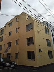 大通裏参道[102号室]の外観