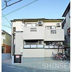 福岡県福岡市南区三宅2丁目の賃貸アパートの外観