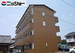 第5ハイツタマキ[1階]の外観