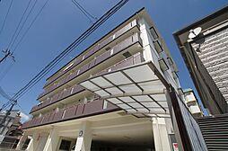 ラヴィータ南田辺[2階]の外観
