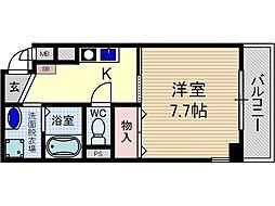 メゾン片桐[2階]の間取り