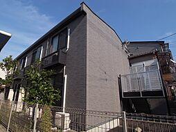 ピュアグリート[1階]の外観