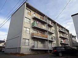 本城マンション B[4階]の外観