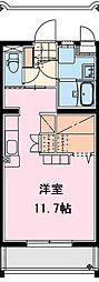 (仮称)永楽町マンション[303号室]の間取り