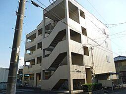愛知県名古屋市中川区吉津2丁目の賃貸マンションの外観