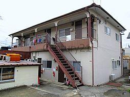 兵庫県川西市見野1丁目の賃貸アパートの外観