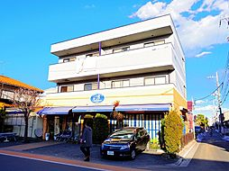 東京都練馬区石神井台2丁目の賃貸マンションの外観