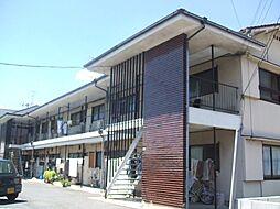 広島県廿日市市宮島口2丁目の賃貸アパートの外観