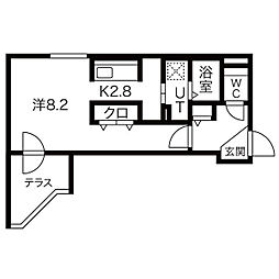 手稲駅 3.8万円