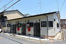 [テラスハウス] 大阪府枚方市西牧野2丁目 の賃貸【/】の外観