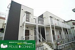 千葉県船橋市飯山満町3の賃貸アパートの外観