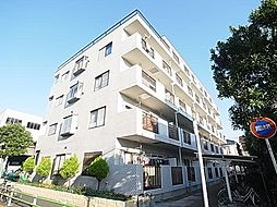 東京都葛飾区お花茶屋3丁目の賃貸マンションの外観