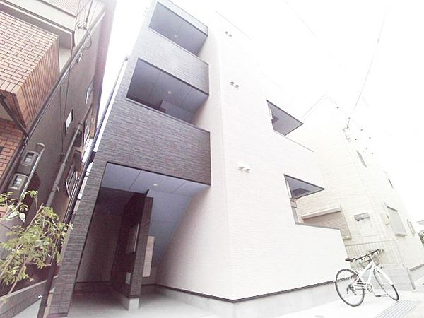 兵庫県神戸市東灘区御影本町8丁目の賃貸アパート