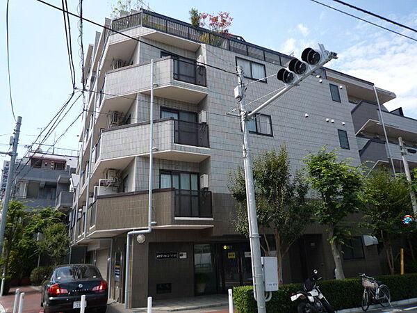 ガーデンハイツハクホウ 4階の賃貸【東京都 / 板橋区】