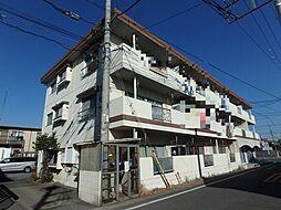 埼玉県上尾市中妻5丁目の賃貸マンションの外観