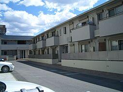 京都府京都市南区唐橋琵琶町の賃貸アパートの外観